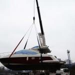 Manipulace s lodí
